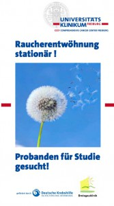 Rauchentwöhnung in der Uniklinik Freiburg