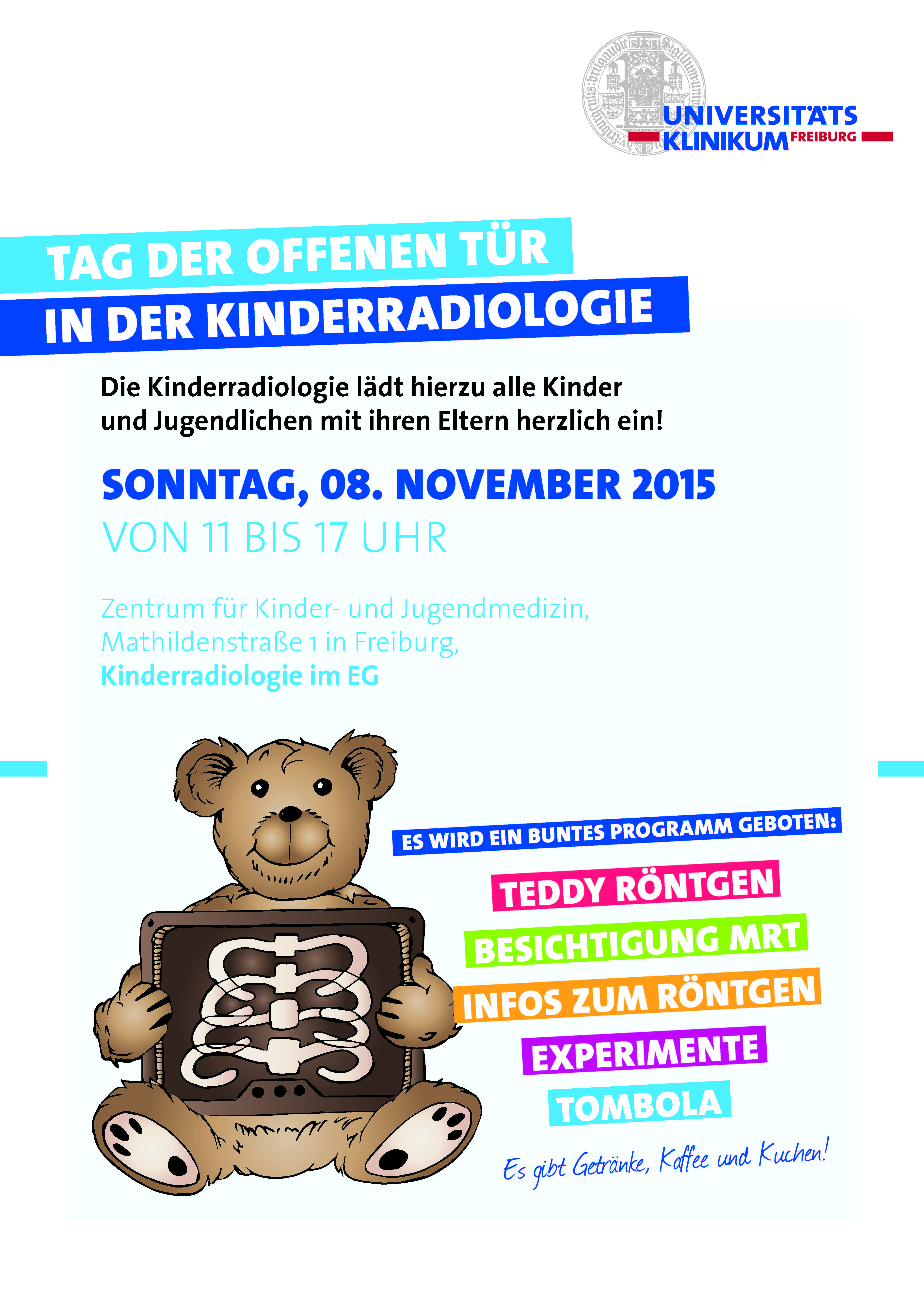 Kinderradiologie-Poster