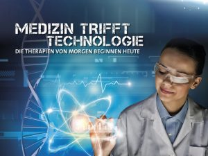 Medizin trifft Technologie