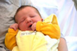 Vor Rosalie wurden über 1.900 Kinder am Universitätsklinikum Freiburg geboren. Bildrechte: Universitätsklinikum Freiburg