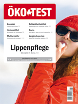ÖKO-Test Cover Januar 2018