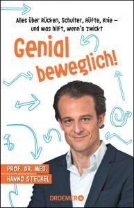 """Buchcover """"Genial beweglich"""""""