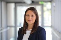 Das Foto zeigt Dr. Eva Johanna Kubosch vom Universitätsklinikum Freiburg,