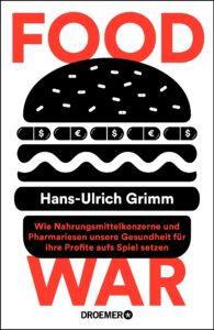 Buchcover von Food War